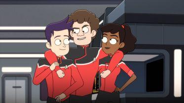 Star Trek: Lower Decks: sezon 1, odcinek 6 - recenzja