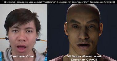 Słuchawki C-Face rozpoznają mimikę twarzy użytkownika