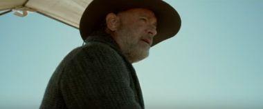 News of the World - zwiastun filmu. Tom Hanks podróżuje z wiadomościami u reżysera Kapitana Phillipsa