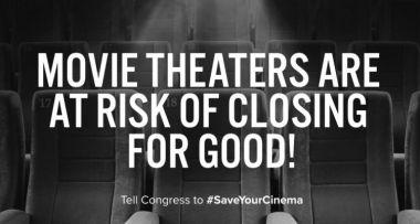 Trwa akcja #SaveYourCinema w USA. Prezes Cineworld kieruje list do premiera WB