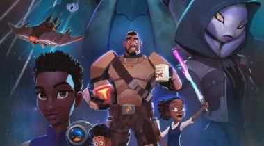 My Dad The Bounty Hunter - nowy animowany serial Netlixa. Twórcą zdobywca Oscara