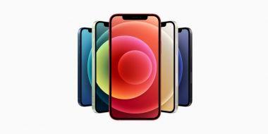 Apple iPhone 12 - feeria barw i brak ładowarki w zestawie