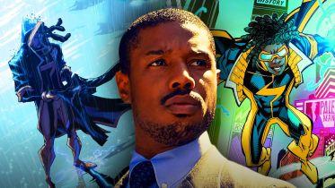 Static Shock - heros DC w drodze na duży ekran. Michael B. Jordan producentem