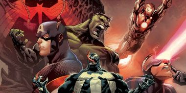 Marvel - Venom dowódcą obrony uniwersum przed Knullem. Symbionty pochłaniają Daredevila