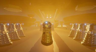 Doktor Who - Dalekowie wkraczają do akcji. Zwiastun animowanego serialu