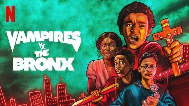 Wampiry kontra Bronx - recenzja filmu