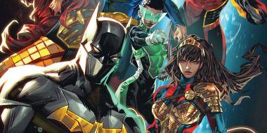 DC ujawnia nowy sposób na zmartwychwstanie herosów. Wiemy już, kto wróci z zaświatów