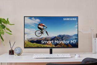 Samsung Smart Monitor – inteligentny monitor do pracy i oglądania filmów