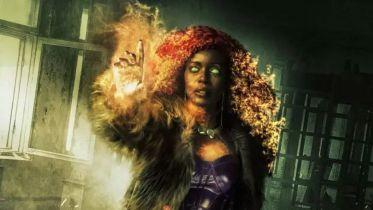 Titans - Starfire będzie jedną z wiodących postaci w 3. sezonie? Producent komentuje