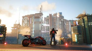 Cyberpunk 2077 z aktualizacją 1.05. Microsoft informuje o problemach gry i umożliwia jej zwrot
