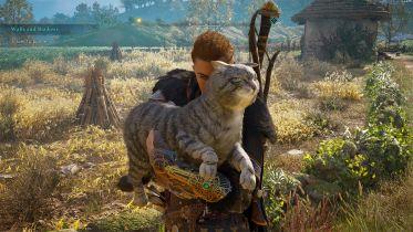 Assassin's Creed: Valhalla pozwala rekrutować...koty. Czworonogi mogą zostać członkami załogi