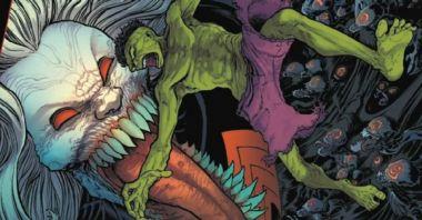 Marvel - Knull naciera, ale my mamy Hulka! Fenomenalna bitwa w komiksie bez słów