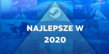 Najlepsze gry 2020 roku według Steama