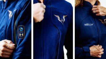 Virgin Galactic ujawnia uniformy pilotów. Wyglądają jak mundury z filmów SF