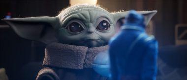 Baby Yoda to zadufana w sobie gwiazda. Ten fanowski film to udowadnia