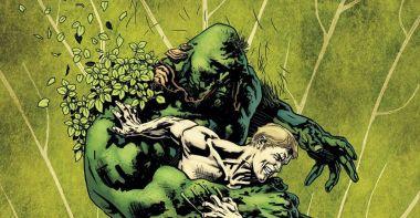 Potwór z bagien - recenzja komiksu