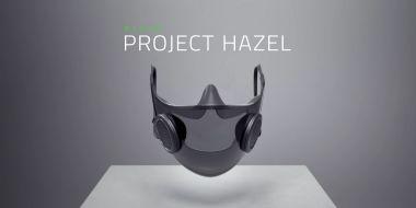 Razer Project Hazel – inteligentna maska do walki z pandemią [CES 2021]