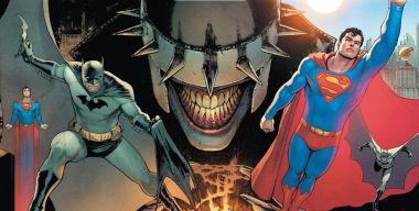 Batman, Który Się Śmieje. Tom 2: Zarażeni - recenzja komiksu
