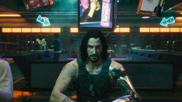 Cyberpunk 2077 z zaskakującym modem. Gracze mogą iść do łóżka z Keanu Reevesem