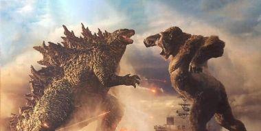 Godzilla kontra Kong - pokazano pierwszy plakat filmu i zapowiedziano zwiastun