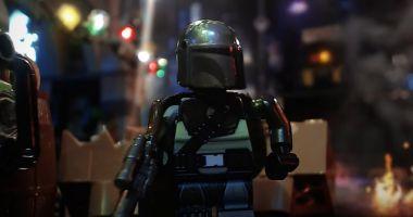 The Mandalorian w wersji LEGO. Fanowskie wideo robi wrażenie