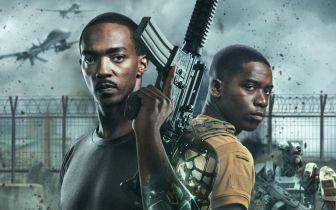 W strefie wojny - pełny zwiastun filmu akcji od Netflixa. Anthony Mackie w roli głównej
