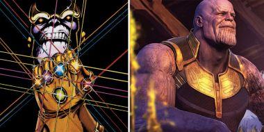 MCU zmienia Marvela - Thanos nie może być zabity. Co naprawdę stało się po pstryknięciu?