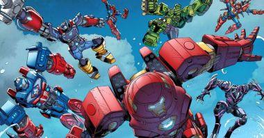 Marvel - takich Avengers jeszcze nie widzieliście. Mjolnir i Hulkbuster z potężną aktualizacją