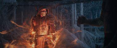 Mortal Kombat - atak żądłem Scorpiona w rzeczywistości. Youtuber zachwyca pracą