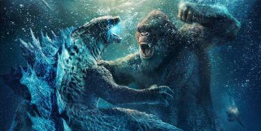 Godzilla kontra Kong - dlaczego potwory walczą? Czaszka Ghidory odegra rolę w filmie