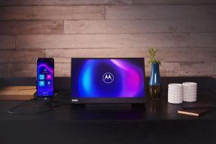 Motorola moto g100 debiutuje z platformą Ready For
