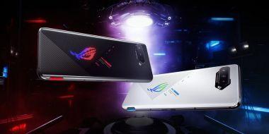 ASUS zaprezentował gamingowe smartfony z linii ROG Phone 5