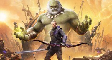 Marvel's Avengers może otrzymać skórki bohaterów z MCU