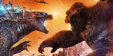 Godzilla kontra Kong - chiński zwiastun, zdjęcia i plakat. Król Potworów dominuje w boju