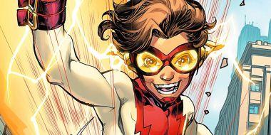 Flash - Jordan Fisher wcieli się w Barta Allena w 7. sezonie