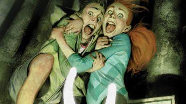 Just Beyond - Disney+ szykuje serialową adaptację komiksów R. L. Stine'a