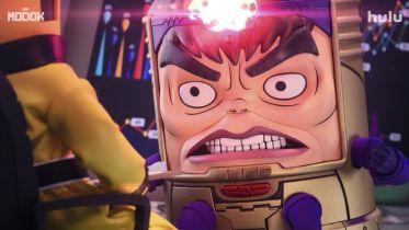 Marvel's M.O.D.O.K. - obsada i nowe grafiki serialu animowanego