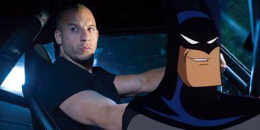 Batman jak Szybcy i wściekli. Przerobił Batmobil, by szarżować na ulicach Gotham