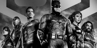 Liga Sprawiedliwości Zacka Snydera - wygraj zestaw gadżetów