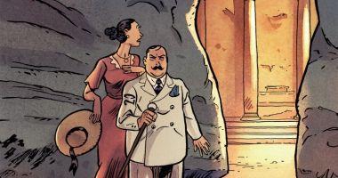 Agatha Christie. Herkules Poirot: Rendez-vous ze śmiercią - recenzja komiksu