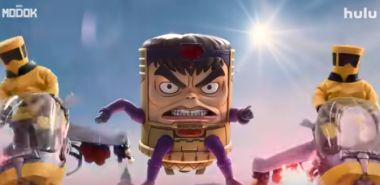 M.O.D.O.K - Iron Man i Wonder Man w nowym zwiastunie serialu animowanego Marvela