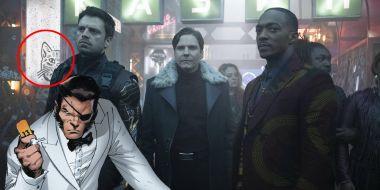 Falcon i Zimowy żołnierz, odcinek 3 - Wolverine, Doktor Doom, Power Broker. Easter eggi i teorie