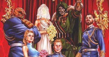 Doktor Doom dokonał zaskakującego wyboru drużby na swój ślub
