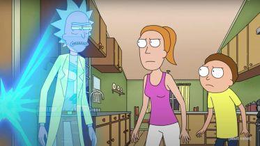 Rick and Morty - nowy zwiastun 5. sezonu. Mech, potwór i inne szaleństwa