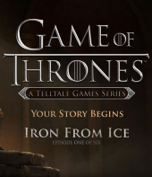 Game of Thrones – Season 1 – Iron from ice