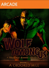 The Wolf Among Us – Episode 3 – A Crooked Mile