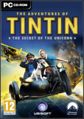 Przygody Tintina: Gra Komputerowa