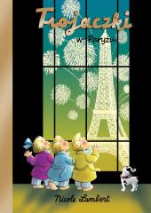 Trojaczki w Paryżu