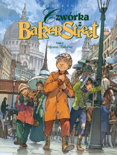 Czwórka z Baker Street #02: Sprawa Rabukina