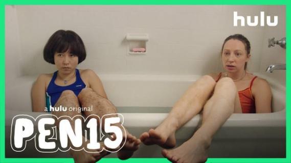 PEN15 – zwiastun najnowszej komedii od Hulu